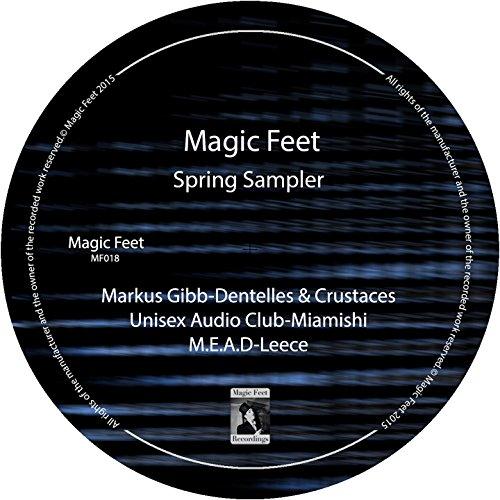 - Magic Feet Spring Sampler
