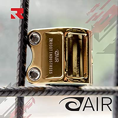 ROOT INDUSTRIES AIR Double Clamp (Gold Rush) : Sports & Outdoors
