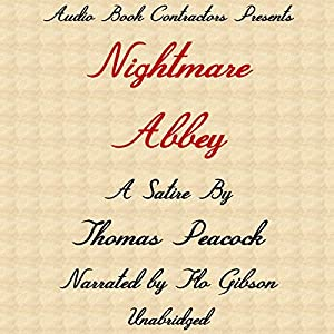 Nightmare Abbey Audiobook