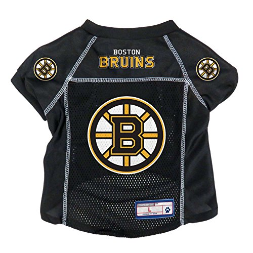 NHL Boston Bruins Pet Jersey, XL ()