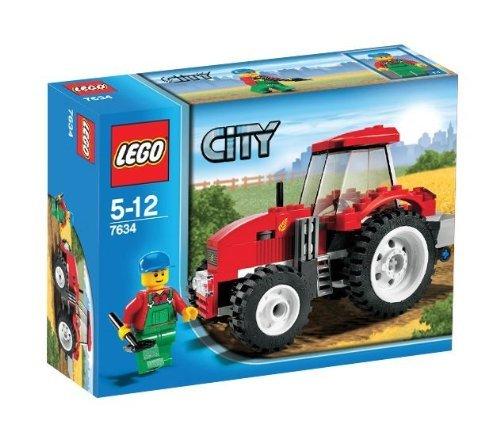 LEGO 7634 Lego City Tractor