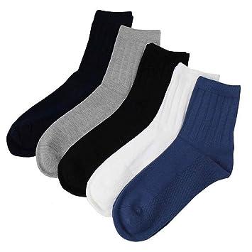 SMX Calcetines Ciclismo Hombres,Calcetines Tobilleros Hombre Running,Calcetines Hombres deportivosCalcetines de Hombre de