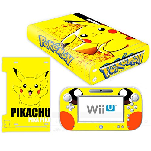 Wii Skin Vinyl - Vanknight Vinyl Decal Skin Sticker Anime for Wii U Console and Controller