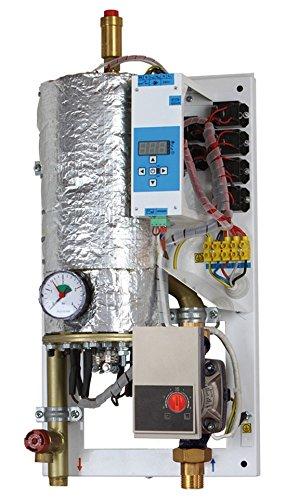 Caldera eléctrica de agua caliente mercurio 18 kW 400 V trifásico - Calefacción Central: Amazon.es: Bricolaje y herramientas