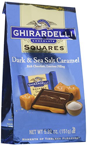 Ghirardelli Choc Bar Drk&Ssalt - Mail Priority Time Express Shipping