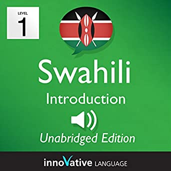 Amazon. Com: learn swahili word power 101 (audible audio edition.