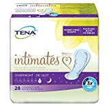 TENA Incontinence Pads for Women, Overnight, 28 Count (Pack of 3)