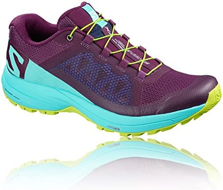 3216fd681c2d9 Salomon XA Elevate Running Shoe - Women's Dark Purple/Blue Curacao ...