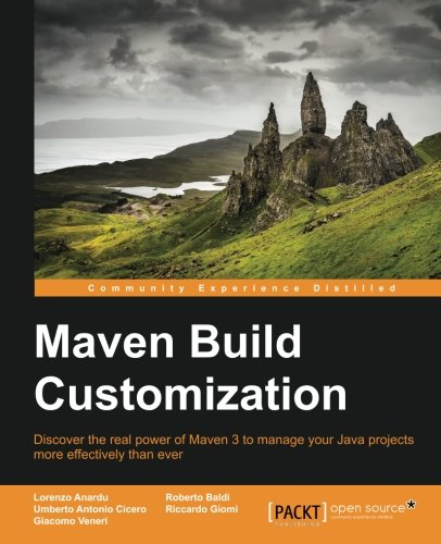 Maven Build Customization