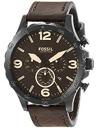 Fossil Men's Nate-JR1487 Brown Watch