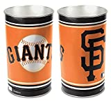 San Francisco Giants 15 Waste Basket - Licensed MLB Baseball Merchandise