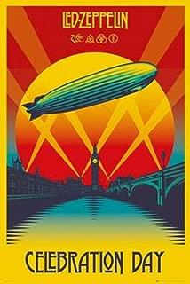 product image for Led Zeppelin Celebration Day Poster (24x36) PSA034067