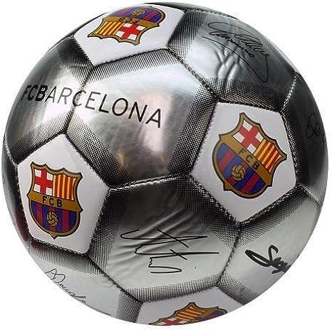 Balón de fútbol firmado, diseño de equipos de fútbol: Amazon.es ...