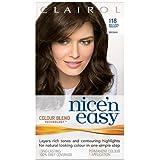 Clairol Nice'n'Easy Hair Colourant 118 Natural Medium Brown