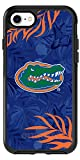 University Of Florida - Hawaiian design on Black OtterBox Symmetry Case for iPhone 8