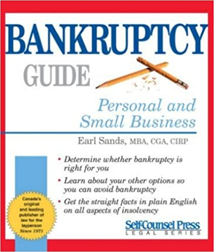 Get a fresh financial start Bankruptcy Guide