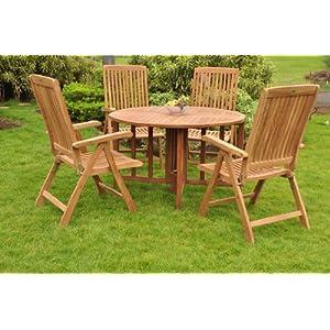 51vCk82nLlL._SS300_ Teak Dining Tables & Teak Dining Sets