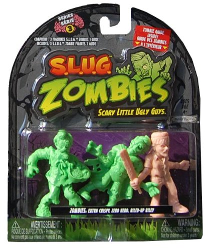 S L U G ZOMBIES FIGURES PACK Riled Up product image