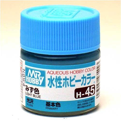 水性ホビーカラー H45 水色