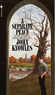 a tale of an awkward teen codependency in a separate peace by  a seperate peace essay