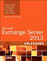Microsoft Exchange Server 2013 Unleashed Front Cover