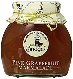 Mrs Bridges Marmalade, Pink Grapefruit, 12 Ounce