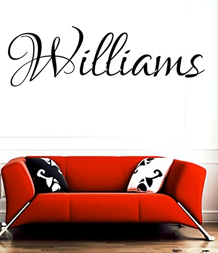 Williams Decal - 3
