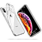 ESR Slim Clear Soft TPU Case for iPhone Xs Max, Soft Flexible Cover Compatible for 6.5 inch Xs Max(2018 Release)(Jelly Clear) Larger Image