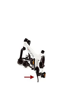 Base Pack GOCYCLE G3. Incluye: Pata de cabra, soporte de plegado y antirrobo