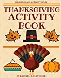 Thanksgiving Activity and Coloring Book
