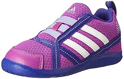 adidas Performance Natweb I Slip On Shoe (Toddler)