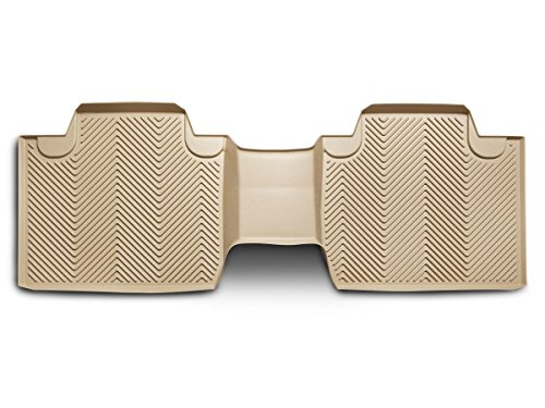 Goodyear Rear Custom Fit Floor Liner for Select Toyota Tacoma Models - (Tan)