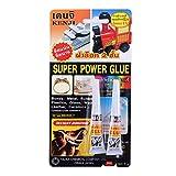 Kenji Super Power Glue 3g, Pack 2 pcs.