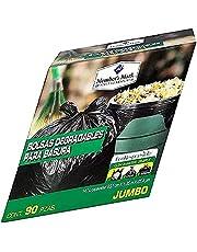 Bolsa para Basura Member's Mark Jumbo Biodegradable con 90 P (1-con 90 P)