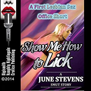 Show Me How to Lick Audiobook
