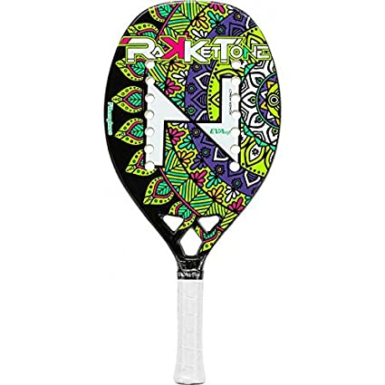 Amazon.com : Rakkettone Racket Racquet Beach Tennis Azteca ...