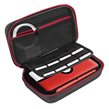 Nintendo New 3DS XL - Younik Hard Travel Carrying Case for Nintendo DS Consoles (3DS / 3DS XL / New 3DS / New 3DS XL / New 2DS XL)