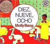 Diez, Nueve, Ocho, Molly Bang, 0613048423