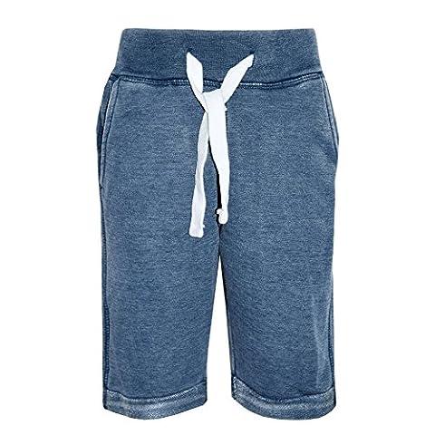 Boys Shorts Kids Fleece Chino Shorts Knee Length Half Pant New Age 9-16 Years