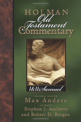 Download Holman Old Testament Commentary - 1, 2 Samuel ebook