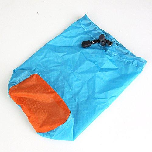HSL ultraleicht - dry - Tasche, die lagerung Tasche fur reisen, kajak fahren, segeln, blaue, xl