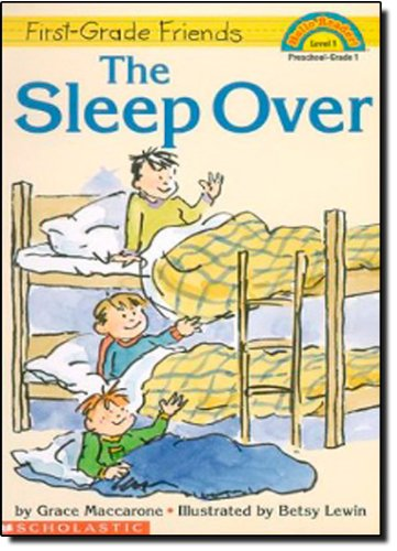 Read Online First-Grade Friends  THE SLEEP OVER pdf