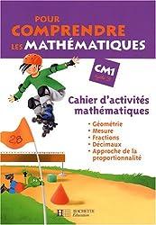 Cahier d'activités mathématiques CM1