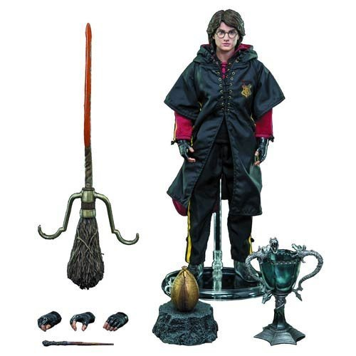 HARRY POTTER Goblet of Fire Triwizard Version 1:6 Scale Action Figure