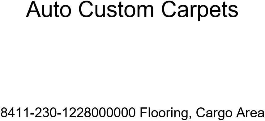Cargo Area Auto Custom Carpets 8411-230-1228000000 Flooring