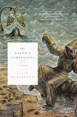 book cover of The Leper\'s Companions
