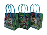 DISNEY GOODIE BAGS PARTY FAVOR GIFT BIRTHDAY BAGS (free standard shipping for USA only!) (12x Ben 10)