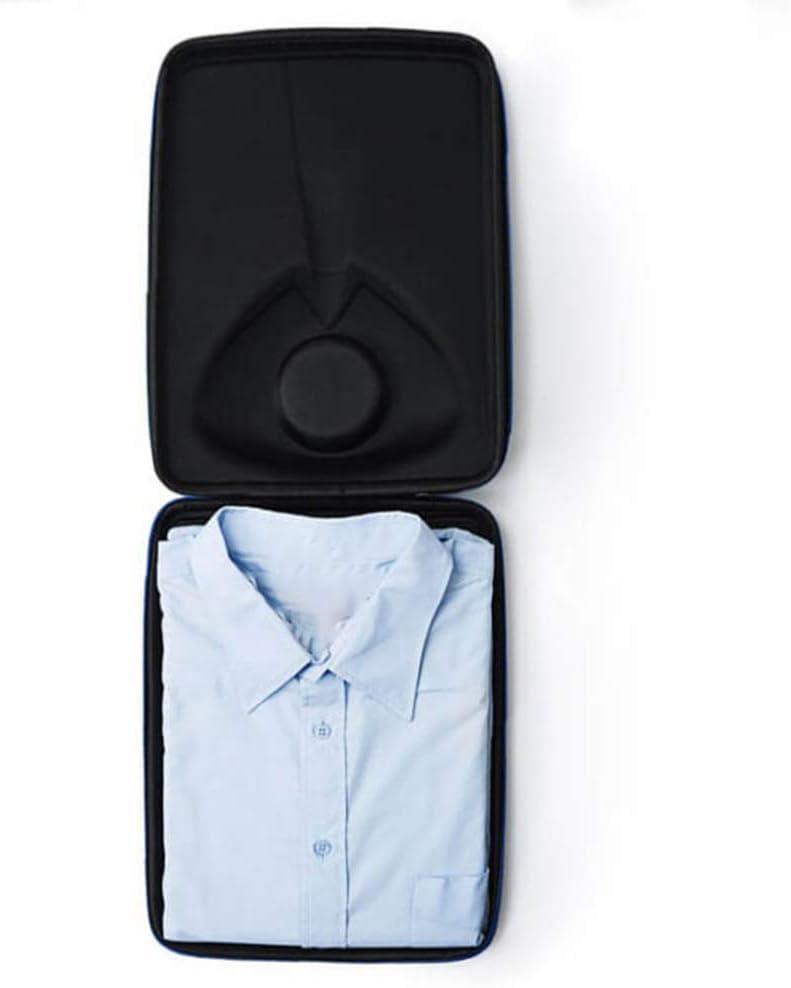 Maletín para camisas de viaje, funda para ropa, accesorio para doblar, camisa de hombre, regalo