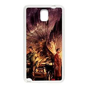Magical eagle and man Cell Phone Case for Samsung Galaxy Note3