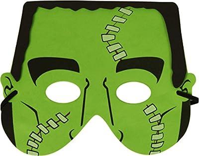 Kangaroo's Halloween Accessories - Halloween Foam Masks 12 Pack from Kangaroo Manufacturing